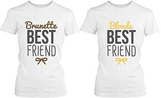Love 365 Printing Best Friend Shirts - Blonde and Brunette Best Friends Matching BFF Shirts