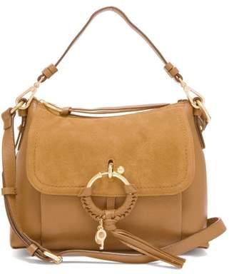 See by Chloe Joan Medium Leather Shoulder Bag - Womens - Brown