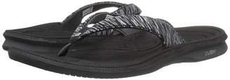 New Balance Cush+ Heathered Thong Women's Sandals