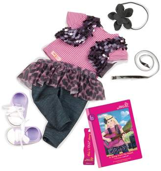 Our Generation Dolls Layla - Read And Play Set