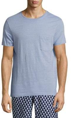 Orlebar Brown Sammy Classic-Fit Textured Tee