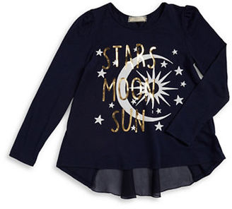 Soprano Girls 7-16 Stars, Moon and Sun Top $34 thestylecure.com