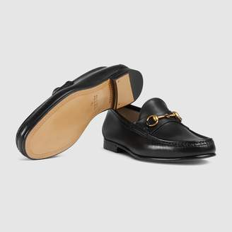 659f8d713 Gucci 1953 Horsebit crocodile loafer