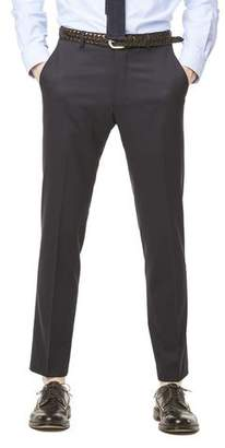 Todd Snyder White Label Sutton Stretch Tropical Wool Suit Trouser in Navy