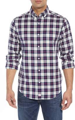 Vineyard Vines Riverbank Regular Fit Plaid Sport Shirt