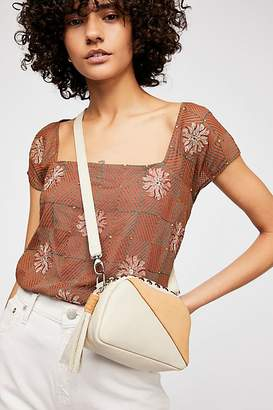 Leather Rock Cami Convertible Belt Bag
