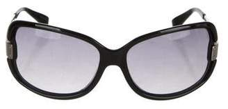 Marc by Marc Jacobs Oversize Gradient Sunglasses