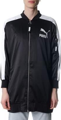 Puma Select Archive T7 Black Bomber Jacket