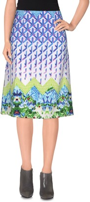 ANONYME DESIGNERS Knee length skirts - Item 35271457WR