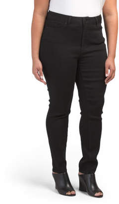 Plus Booty Lifter Skinny Jeans