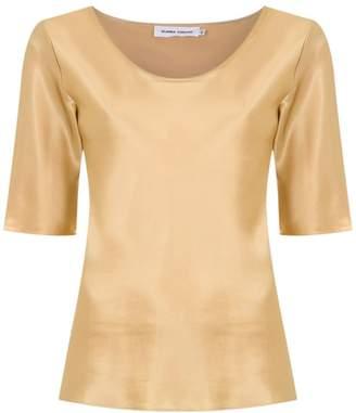 Gloria Coelho silk blouse