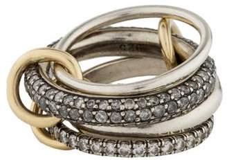 Spinelli Kilcollin Diamond Vega Pavé Rings