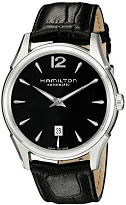 Hamilton Men's H38615735 Jazzmaster Slim Dial Watch