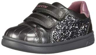 Geox Girl's DJ Rock Slip-On Sneaker