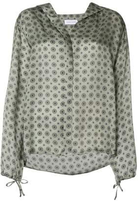 Christian Wijnants v-neck blouse