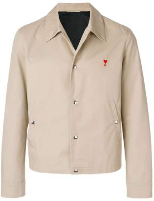 Ami Alexandre Mattiussi Snap Button Jacket