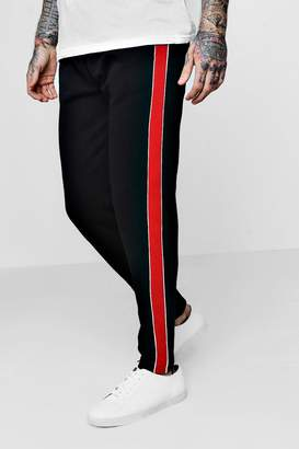 boohoo Skinny Joggers With Side Panel Co-ord
