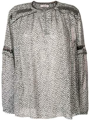 Schumacher Dorothee printed blouse