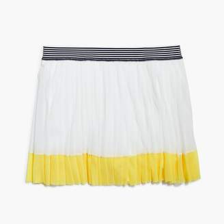 J.Crew New Balance® for tennis skirt in colorblock