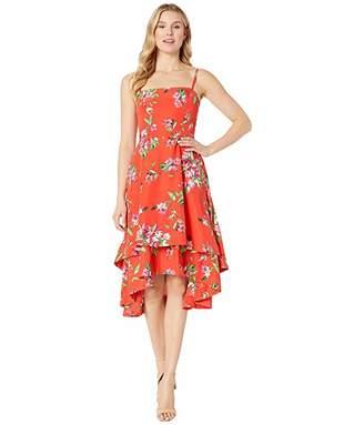 Vince Camuto Sleeveless High-Low Dress