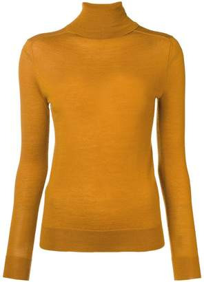 N.Peal superfine roll neck sweater