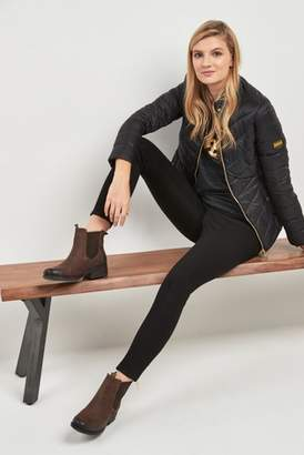 Next Womens Barbour International Aubern Quilt Jacket