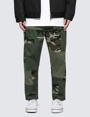 10.Deep Many War Camo Pants