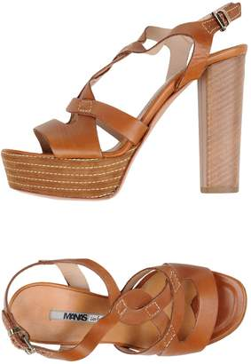 Manas Lea Foscati Sandals - Item 11362229
