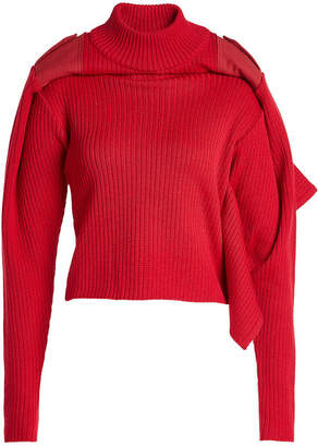 Y/Project Cotton Turtleneck Pullover