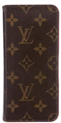 Louis Vuitton iPhone 8 Plus Monogram Case