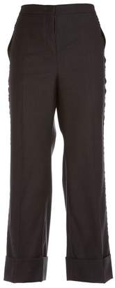 N°21 N.21 No21 Tailored Cropped Bootcut Trousers