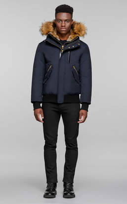 Mackage DIXON hip length winter down parka with fur