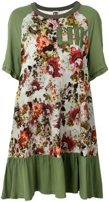 I'M Isola Marras floral print sweat dress