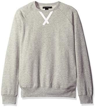 French Connection Men's Rubber Gusset Sweatshirt