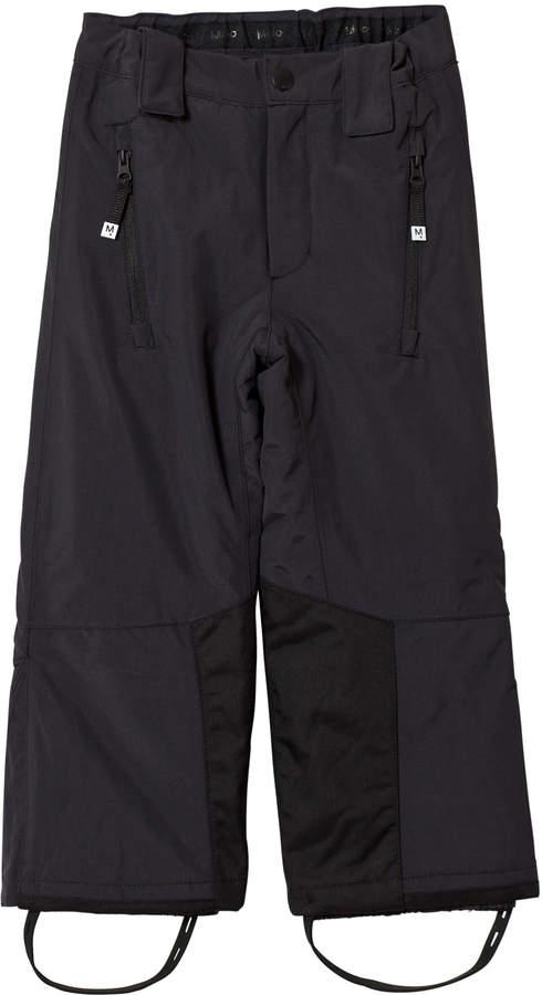 Molo Jump pro Woven pants Very Black