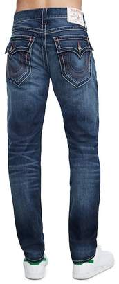 True Religion Skinny Leg Flap Pocket Jeans