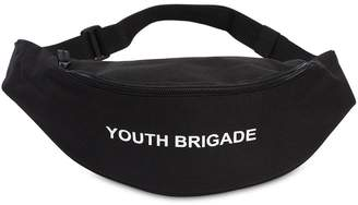 Andrea Crews Youth Brigade Nylon Belt Pack