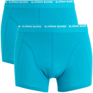 Bjorn Borg Men's Twin Pack Boxers