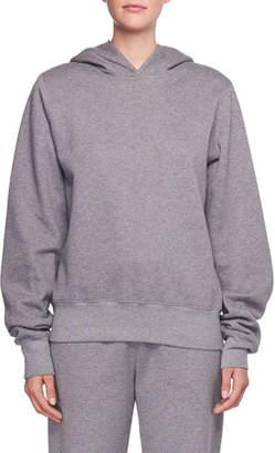 The Row Wren Hooded Cotton Sweatshirt