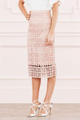 Rachel Parcell Paris Garden Skirt