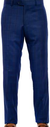 English Laundry Slim Fit Peak Lapel Suit