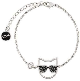Karl Lagerfeld Sunglasses Choupette bracelet