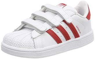 info for 8f8d9 98ccc adidas Unisex Kids Superstar Cf I Fitness Shoes