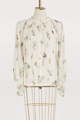Forte Forte Highlands Flowers shirt
