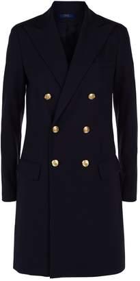 Polo Ralph Lauren Double-Breast Longline Blazer