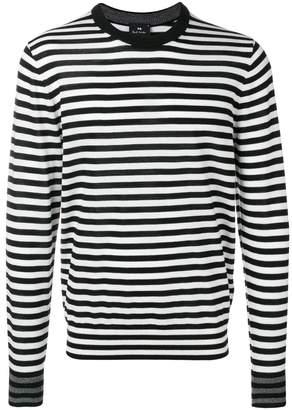Paul Smith striped knit sweater