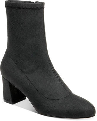 Badgley Mischka Rena Evening Booties Women Shoes