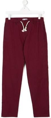 Dondup Kids TEEN drawstring trousers