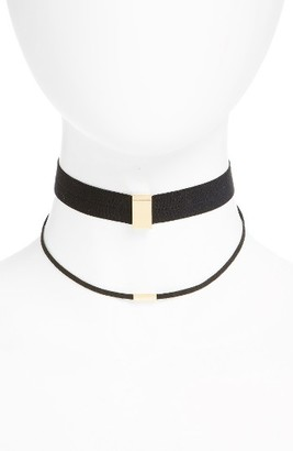 Women's Bp. 2-Pack Chokers $15 thestylecure.com
