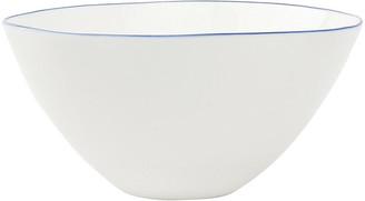 Canvas Set of 4 Abbesses Bowls - White/Blue